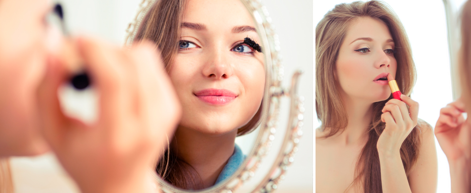 How to apply make up lessons in kent