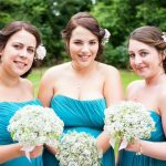 Wedding day make up for bridesmaids in Kent
